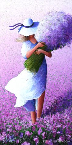 Colorful Paintings By Russian Artist Dima Dmitriev Art Gallery, Watercolor Art, Art Painting, Painting, Colorful Paintings, Art Girl, Russian Artists, Pictures, Art Of Love