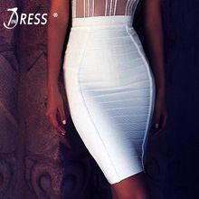 INDRESSME Free Shipping 2017 New Sexy Pencil Bodycon Skirt Striped Knee-Length Bandage Skirts Wear To Work Summer Wholesale //FREE Shipping Worldwide //