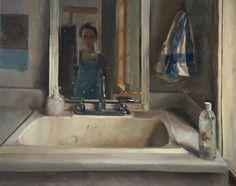 Antonio Lopez Garcia ...Uno de nuestros mejores pintores contemporaneos.