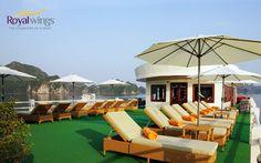 Royal wings cruise halong bay