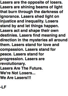 Lupe Fiasco Quote - LASERS New Hip Hop Beats Uploaded http://www.kidDyno.com