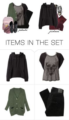 """""""tag"""" by fangirl-kitty ❤ liked on Polyvore featuring art"""