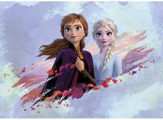 Jégvarázs 2 poszter, Anna, Elsa, erdő Disney Frozen, Elsa Frozen, Anna Et Elsa, Heros Disney, Buy Wallpaper Online, High Quality Images, Wall Murals, Colours, Disney Princess