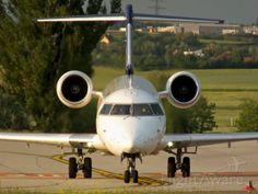 EWG Canadair Regional Jet (D-ACNK)