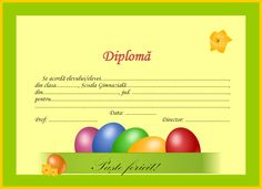 Diplome de Paști Blog, Crafts, Manualidades, Blogging, Handmade Crafts, Craft, Arts And Crafts, Artesanato, Handicraft
