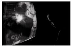 De la serie Hacia adentro 2 28x35,5cm 1991 1000€  #arte #art #fotografía #photography #cuban #RenéPeña Character, Art, Lettering