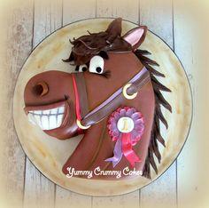 Cheesy horse