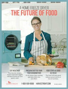 Harvest Right:  The Future of Food--Molly Green - Spring 2016 - Page 9 http://www.mollygreenonline.com/mollygreen/spring_2016?pg=10#pg10