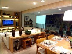 Decor Salteado - Blog de Decoração | Arquitetura | Construção | Paisagismo: Móveis para decorar atrás do sofá!