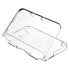 Amazon.com: CE Compass Clear Hard Crystal Protective Case Cover For Nintendo 3DS XL LL: Video Games