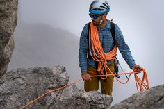 Not only are IFMGA mountain guides hardcore mountaineers, they also dress with style. 🤪 .  Short rope, long rope, one rope, orange rope.... doesn't matter, they've always got your back. 😄 .  We are happy to have them in our team, so we can provide the best possible service in the mountains.🤗 Mountain Climbers, Ice Climbing, Extreme Sports, Mountaineering, Slovenia, Rafting, Free Photos, Madness, Trip Advisor