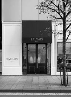 Pierre Balmain Haute Couture, Paris #ClinicExteriorDesign