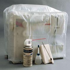 Sewing machine maintenance - DIY