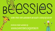 Ontmoet de Beessies van Big Vissie! #animeren kun je leren!