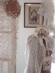 Lace dressform | Flickr - Photo Sharing!