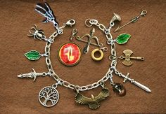 The Lord of the Rings bracelet on Etsy, $19.00