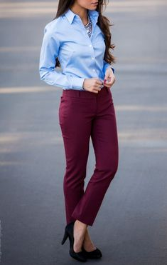 Casual Looks Outfits For Business Women Ideas 26
