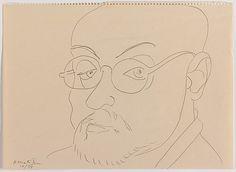 Self-Portrait  Henri Matisse (French, Le Cateau-Cambrésis 1869–1954 Nice)  Date: 1939