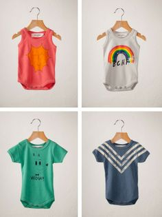 Playful children's clothes from Bobo Choses