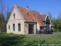 Vakantiehuis Heideroosje in Midsland Noord op Terschelling www.Heideroosje.Midsland.Noord.op-Terschelling.nl
