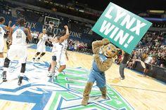 Mn Lynx!!! WOOIOOOOOOOOO!!!!!!!!!!! They are like the 1st or 2nd best team so far! In 2013