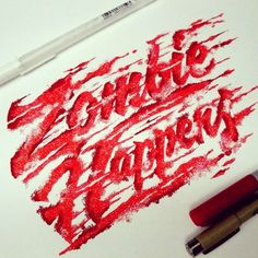 Typeverything.com - Zombie Happens by...