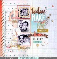 Designer Kim Watson @kjstarre is up on our FB page with this outstanding LO using our #october2015 kits featuring @pinkpaislee @pebblesinc @heidiswapp @americancrafts @shop.evalicious @dearlizzy @primamarketinginc @simplestories_ #hipkits #hipkitclub #scrapbook #scrapbooklayout #scrapbookkitclub