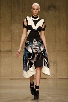 Peter Pilotto @ London Womenswear A/W 2013 - SHOWstudio - The Home of Fashion Film
