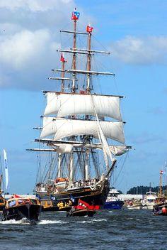 Stad Amsterdam ......Nederland. I Loved the Stad Amerserdam--Wicked Ship...!!!