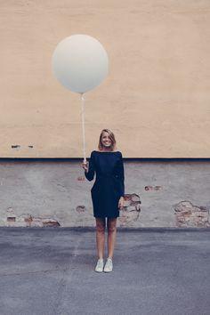 Hanna Stefansson - ballon