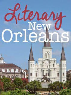 Literary New Orleans | CosmosMariners.com
