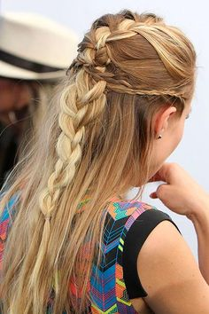 50 Stylish Braided Hairstyles for 2014 | Nail Art, Hairstyles & Beauty Tips