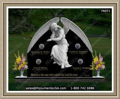 Headstones Memorials For Graveyards In MacKeesport, PA Tombstone Pictures, Cemetery Monuments, Cemetery Angels, Famous Graves, Funeral, Marble, Death, 1, Memories