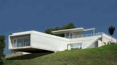 Etura House, Barrundia, Spain by Roberto Ercilla Arquitectura.