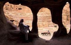 Sari Express Travel » Petra from Dahab by Ferry boat