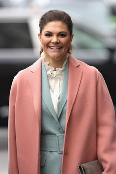 Crown Princess Victoria and Prince Daniel joined the Duke and Duchess of Cambridge at Matteusskolan School. The British royals went to the school to discuss mental health initiatives for schools. Jan. 31, 2018
