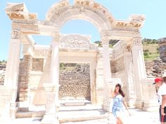 25 June, Ephesus, Corinthian, Temple, Temples
