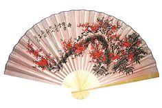 grand éventail chinois rose http://www.laciteinterdite.com/eventail-chinois-rose-c2x14857101