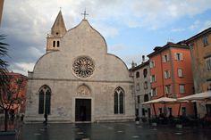 Duomo, Muggia, IT (just outside Trieste).