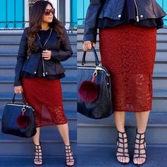 Zara skirt New with tag. Lace tube skirt. Mid-length. 100% Polyester Zara Skirts Midi