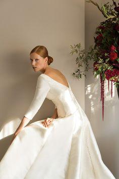 Stewart Parvin bridal collection - wedding dresses