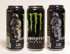 monster energy - Google Search Monster Energy Gear, Monster Energy Girls, Love Monster, Military Decorations, Hippie Wallpaper, Hot Anime Boy, Aesthetic Grunge, Fun Drinks, Energy Drinks