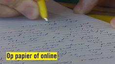 Doe je ook mee op 10 december met Amnesty's Schrijfmarathon voor de mensenrechten? Elke brief telt.