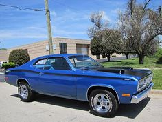 1972 Plymouth Duster - 340