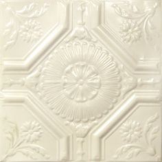 Tin ceiling tile designs from the American Tin Ceiling Company: colors / colors-wcg Inspiration, Ceiling Design, Backsplash, Ceiling, Tile Design, Tin, Tin Ceiling, Wall Tiles, Drop Ceiling Tiles