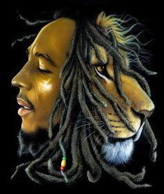 @Patrice Holodnick Holodnick Holodnick Briggs Bob Marley Art!