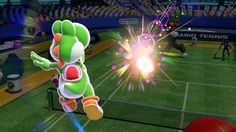 Mario Tennis: Ultra Smash - two secret characters revealed