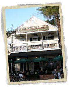 Cheeseburger Key West