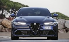 View 2017 Alfa Romeo Giulia: Is the Wait Finally Over? Photos from Car and Driver. Find high-resolution car images in our photo-gallery archive.