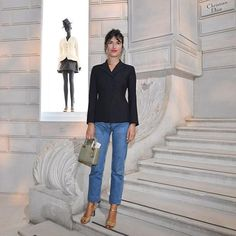 Information Our latest season outerwear is made of bespoke tailored pieces that are accessible for everyday wear. Designed to elevate any outfit, Coat is structured for city style. Jeanne Damas, Parisian Style Fashion, French Fashion, Paris Fashion, Fashion Week, Winter Fashion, Fashion Outfits, Womens Fashion, Paris Chic
